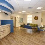 Good Sam New Facility Waiting Room Interior
