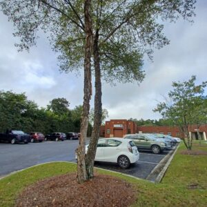 A View Of Good Sam Gwinnett's New Screening And Prevention Annex (SPA) From The Parking Lot.