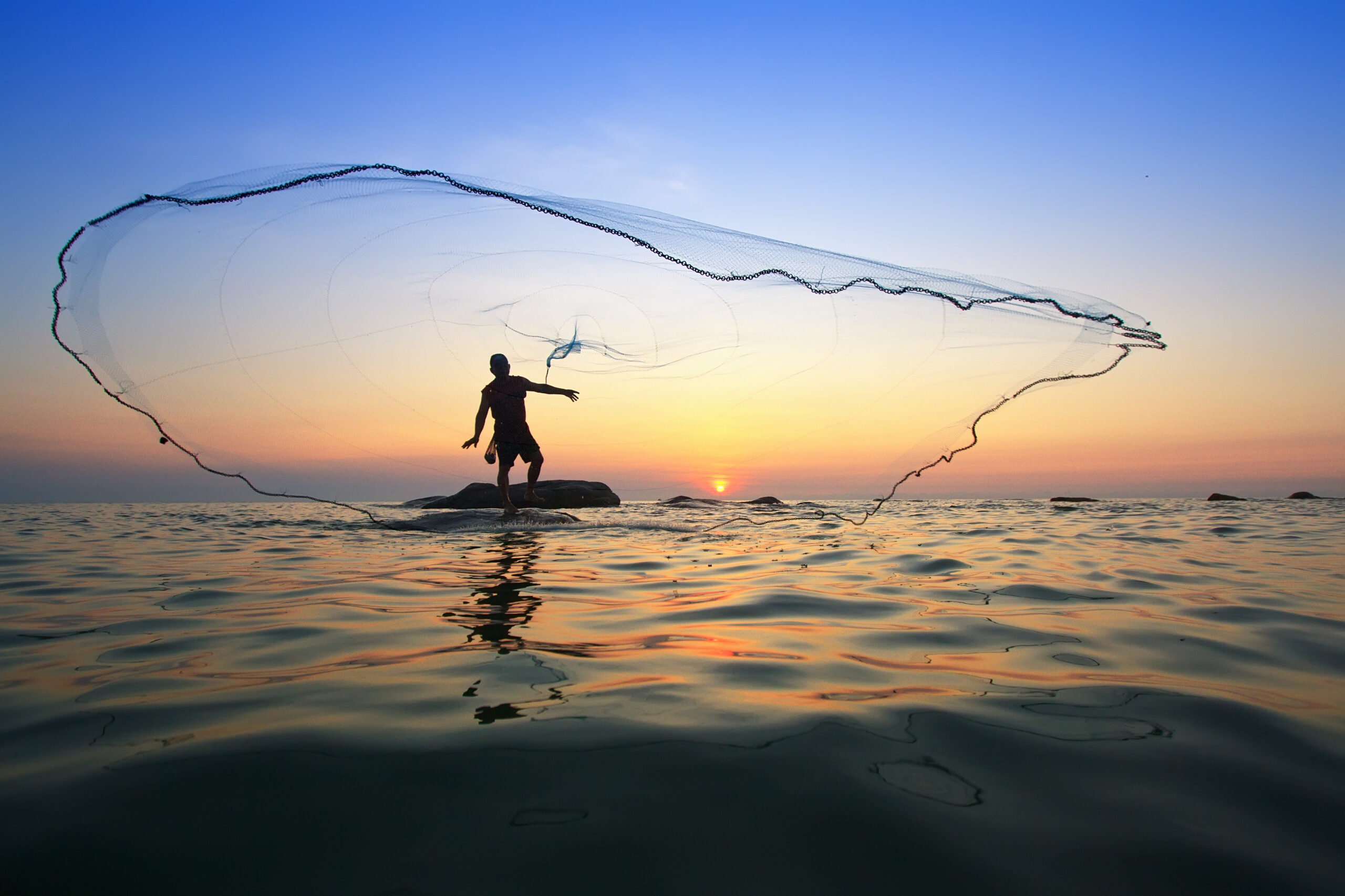 Casting Our Nets